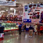 Costco Shopping Naples Florida
