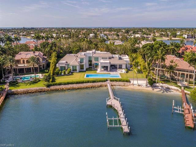 Bay or Waterfront Homes