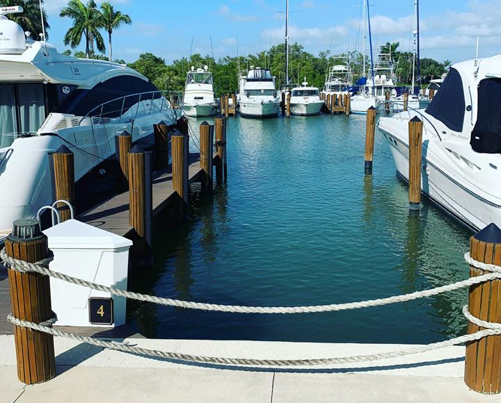 Windstar Boat Slip